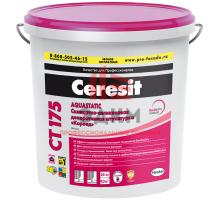 Штукатурка силикатно-силиконовая Ceresit CT 175 Короед 2 мм