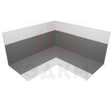 PLITONIT ГидроЛента угол внутренний 90°, ширина 120мм, 25шт