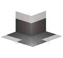 PLITONIT ГидроЛента угол внешний 270° ширина 120м, 25 шт