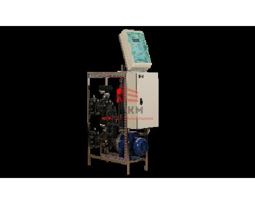 Водоподготовка c рециркуляцией 15-60 м3/ч
