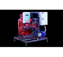 Водоподготовка с рециркуляцией и фильтрацией 15-60 м3/ч