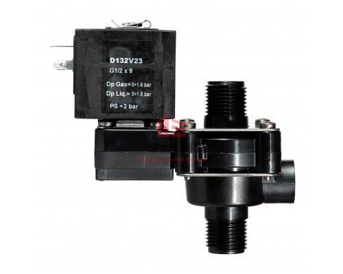 Клапан ASCO Sirai D132V23 нормально закрытый 24 вольта