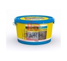 Полимерная мастика для изоляции Weber TEC 822 (розовый) 4кг/ведро
