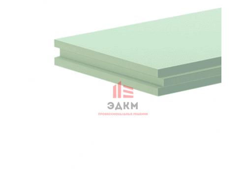Гипсовые пазогребневые плиты влагостойкие полнотелые AKSOLIT