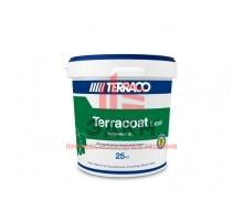 """Гидроизоляционная система двухкомпонентная, эластичная """"TERRACO"""" Weathercoat Grey (комбо), 15 кг"""