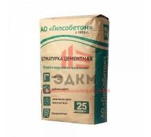 (Гипсобетон) Штукатурка цементная ручного и машинного нанесения, мешок 25 кг