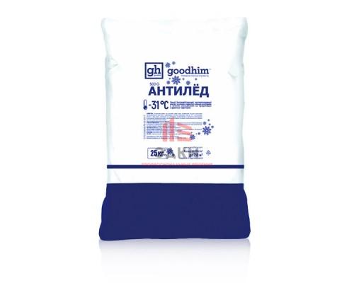 Антигололед 500 G GOODHIM (25 кг)