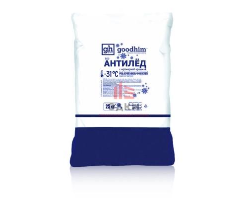 Антигололед GOODHIM 500 (25 кг)