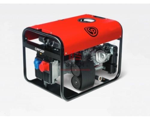 Бензиновая электростанция Chicago Pneumatic CPPG 5P (Professional)