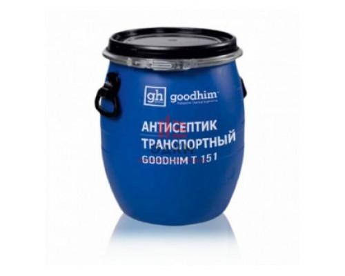 Антисептик транспортный для древесины GOODHIM Т 151 (концентрат 1:19-1:49)