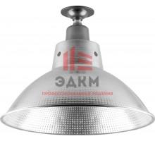 Светильник Feron HL38 купольный 60W E27 230V, хром