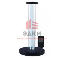 Бактерицидная ультрафиолетовая настольная лампа с пультом ДУ Feron UL362 36W черный 140*198*415мм