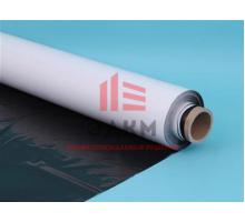 Пленка (черная/белая) толщ. 0,05 мм х 100 UV1 500м