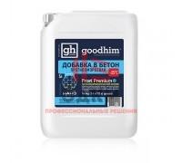 Комплексная добавка с пластифицирующим и противоморозным эффектом для бетонов и растворов GOODHIM FROST PREMIUM (1 л)