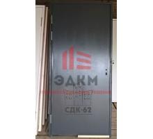 Двери ДГ 21-10 RAL 7016