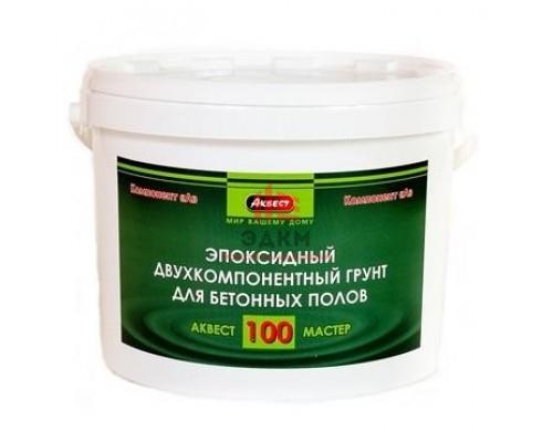Аквест (Akvest)-100 грунт эпоксидный двухкомпонентный