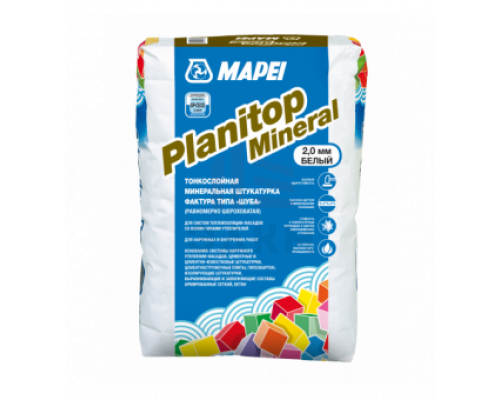 PLANITOP MINERAL 2,0 MM