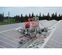 Аппарат для обслуживания крыш теплиц Safety Cart