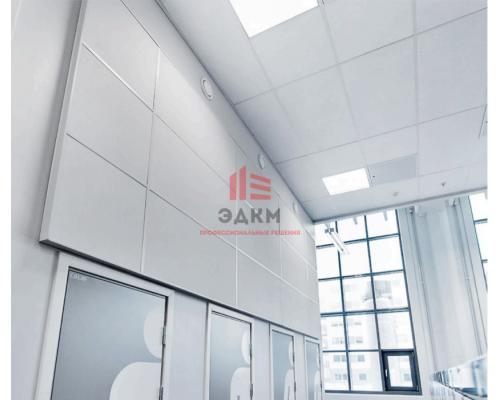 Rockfon® Samson™ стеновые панели