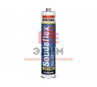 Клей - герметик полиуретановый Soudaflex 40 FC серый 300 мл /137854