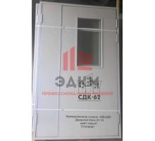 Двери ДНО 21-13 серый